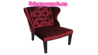 Purple Classic Chair Design