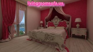 Red Night Classic Bedroom Furniture Designs