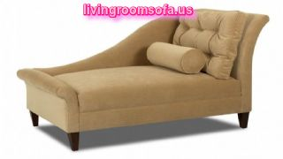 Small Spaces Chaise Lounge Design