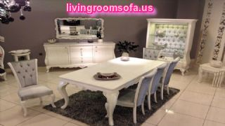 The Best White Casual Dining Room Furniture