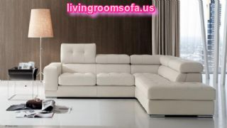 The Best White Contemporary Leather Sofas Italian