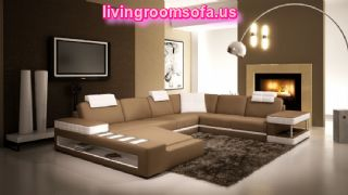 The Most Amazing Comfortable And Modern For Living Room