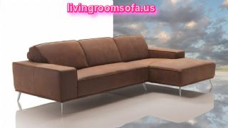 The Most Beaufitul Brown Contemporary Leather Sofas Italian