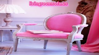 The Most Beaufitul Pink Princess Chairs For Living Room