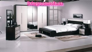 The Most Beaufitul Black And White Cheap Bedroom Furniture Design Ideas
