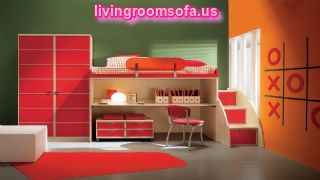 The Most Beaufitul Cheerful Blue Kids Contemporary Furniture
