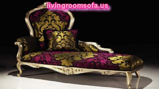 Leather red chaise longue for bedroom design for Chaise cleopatra