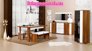 The Most Beaufitul Modern And White Contemporary Dining Room Tables