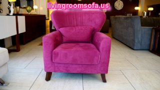 The Most Beaufitul Pink Contemporary Accent Chairs