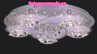 Ultra Modern Ceiling Lights For Living Room Design