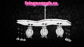 Ultra Modern Style Big Living Room Lamps