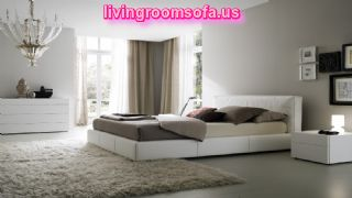 White Bedroom Interior Decorating Ideas