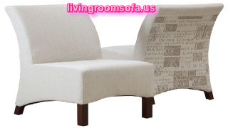 White Contemporary Dining Chairs