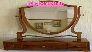 Wonderful Antique Mirror Design Ideas