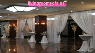 Wonderful Banquet Cocktail Tables Decoration «