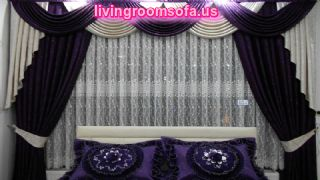 Wonderful Bedroom Curtain Concept