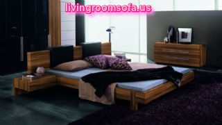 Wonderful Black Brown Bedroom Furniture Italian Design