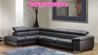 Wonderful Contemporary Leather Sofas Italian