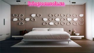 Wonderful Modern Bedroom Decorating Ideas
