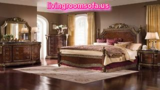Wonderful Contemporary Queen Bedroom Set