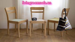 Yellow Modern Wood Chaises Design Ideas