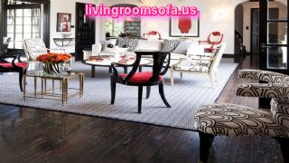 Amazing Chic And Beautiful Decorate Living Room And Furniture