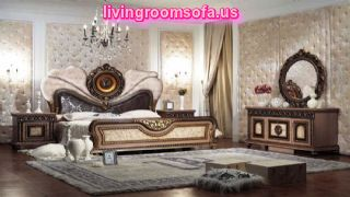 Angry Queen Classic Bedroom Furniture Design