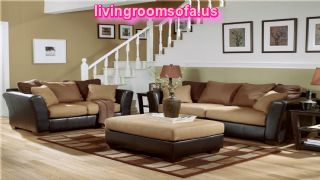 Next Design » Ashley Living Room Furniture Sets Fabric Leather Part 80