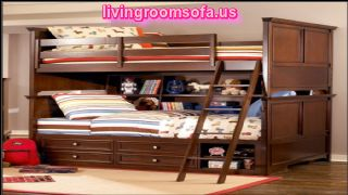 Boys Bunk Beds With Storage
