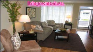Brooklyn Park Living Room