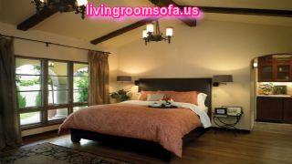 Classic Traditional Bedroom Furniture Fan Ceiling Wooden Floor