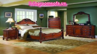 Classic Traditional Bedroom Furniture Ideas