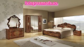 Collections Mcs Classic Bedrooms Italy Beatrice Walnut