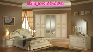 Collections Mcs Classic Bedrooms Italy Gioia Ivory