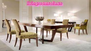 Contemporary Italian Residential Interior Design With Vendrome Furniture