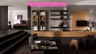Contemporary Modern Living Room Minimalist Sofa Design