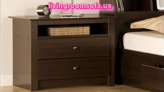 Contemporary Nightstands And Bedside Tables Design Ideas
