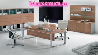 Contemporary Office Furniture Design Ideas