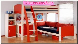 Cool Bunk Beds For Boys