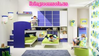 Cool Bunk Beds For Teenage Boys