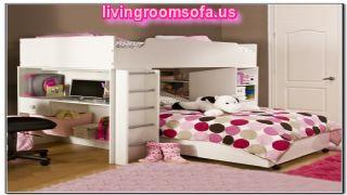 Cool Loft Beds For Teenage Girls
