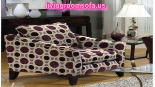 Creative Fabric Sofas And Chairs