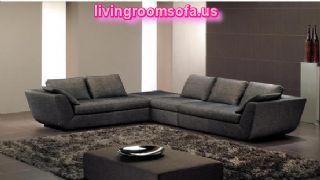 Dark Gray Corner Sofa Black Design For Living Room