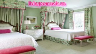Different Style Teen Girls Bedroom