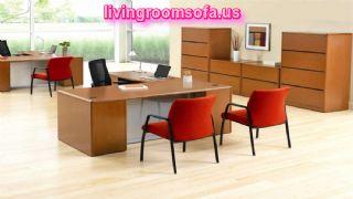 Exclusive Contemporary Small Office Furniture Design
