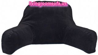 Executive Black Bed Rests For Relaxations