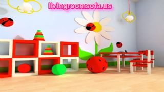 Fabulous Kids Playroom Chair Toys Design With Cute Wall Decor Playroom Furniture Ideas