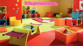 Fine Childrens Furniture With Box Color