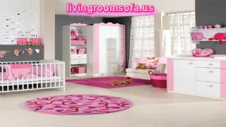 Fine Childrens Furniture With Rug Round