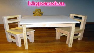 Finishing Childrens Furniture